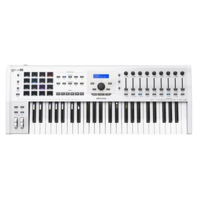 ARTURIA KEYLAB MkII 49 WHITE 49-note MIDI Controller Keyboard