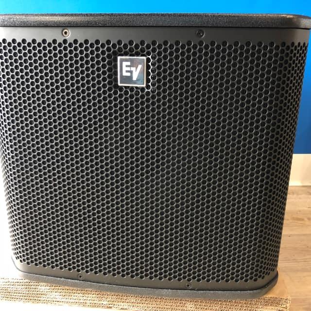 Electro-Voice ZXA1 sub 120V image