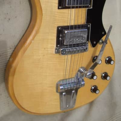 ZEROSETTE JG300 1966 Natural Flame for sale