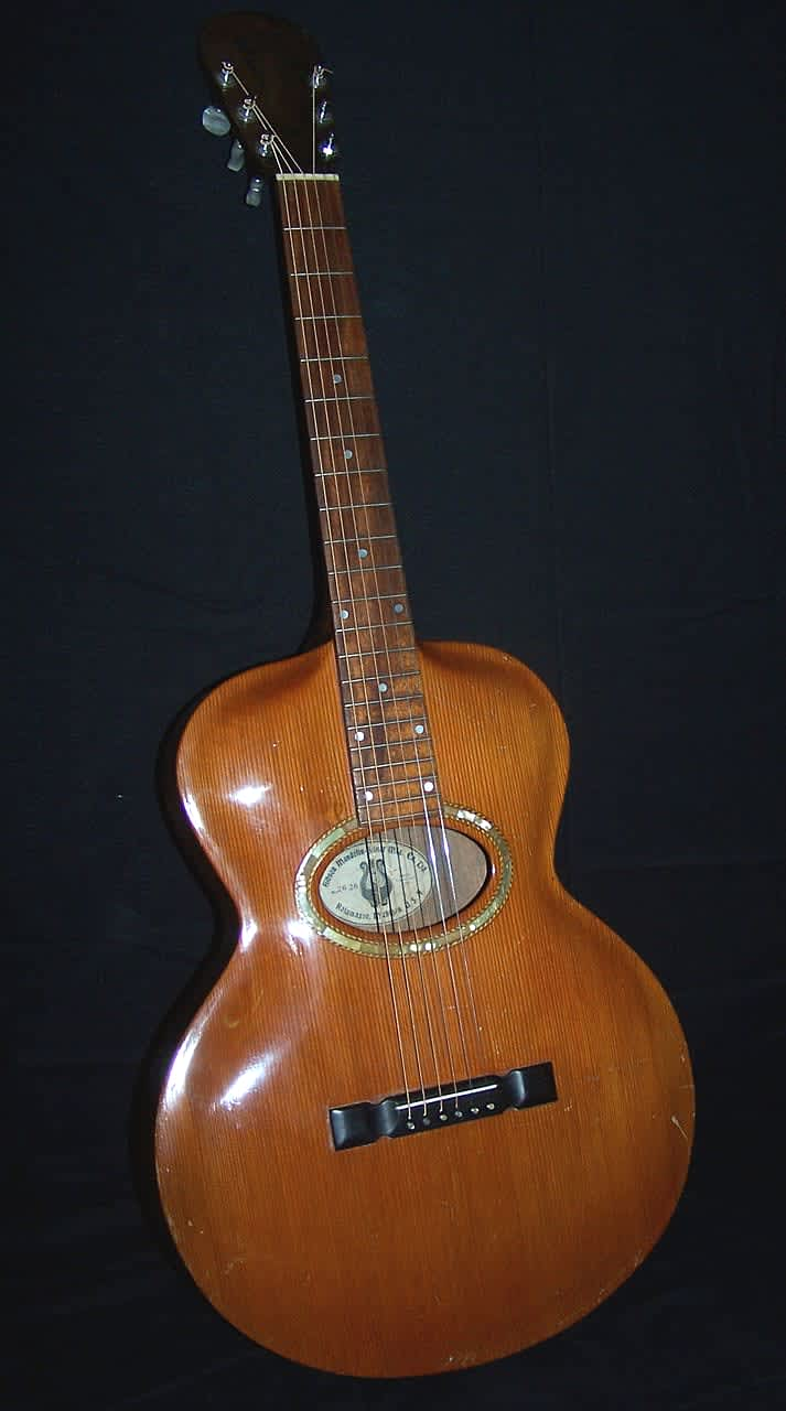 gibson style o acoustic guitar 1903 union grove music reverb. Black Bedroom Furniture Sets. Home Design Ideas