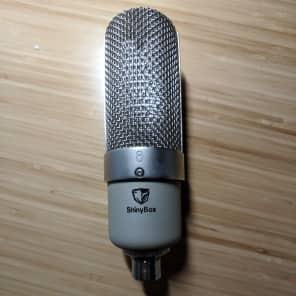 ShinyBox 46MXL Ribbon Microphone with Lundahl Transformer