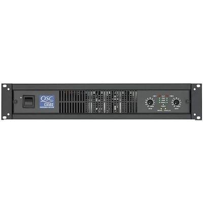 QSC CX502 2-Channel Commercial Power Amplifier