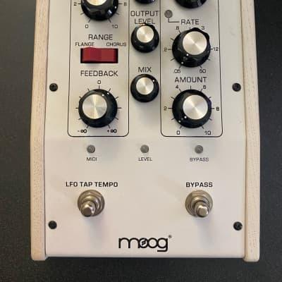 Moog MF-108M Moogerfooger Cluster Flux White