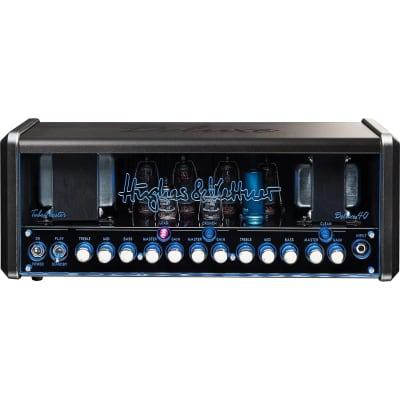 Hughes & Kettner TubeMeister Deluxe 40 3-Channel 40-Watt Guitar Amp Head