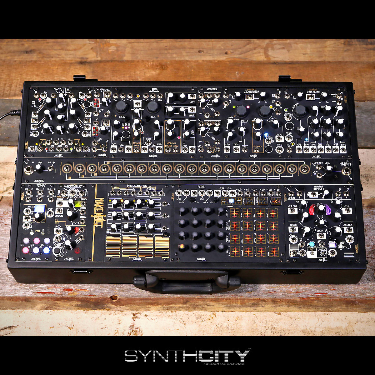 Make Noise Black & Gold Shared System Plus