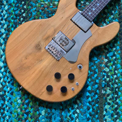 Travis Bean 1978/2020 TB1000S Vintage Prototype Body with 2021 TBD Neck & Electronics for sale