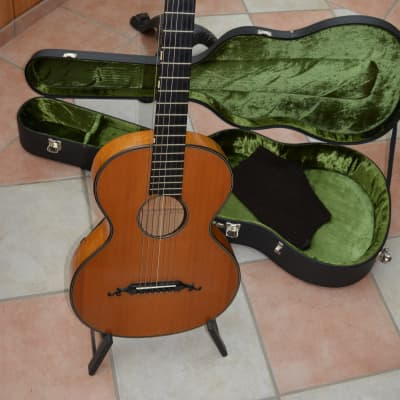 Richard Jacob Weißgerber 7-string Vienna model  1925 natural / video for sale