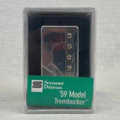 Seymour Duncan '59 Trembucker Bridge Humbucker Nickel