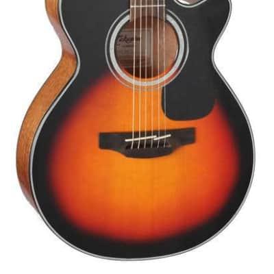 Takamine GF30CE-BSB FXC Cutaway Acoustic-Electric Guitar, Sunburst, GF30CEBSB for sale