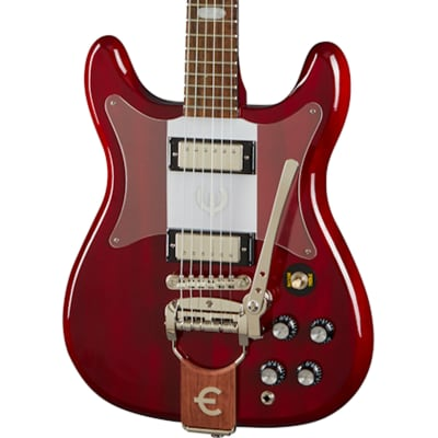 Epiphone Crestwood Custom Cherry for sale