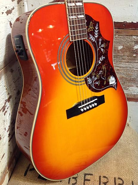 used epiphone hummingbird pro acoustic guitar reverb. Black Bedroom Furniture Sets. Home Design Ideas