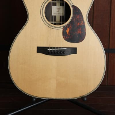 Furch Vintage 2 OM Spruce/Rosewood Acoustic-Electric Guitar for sale