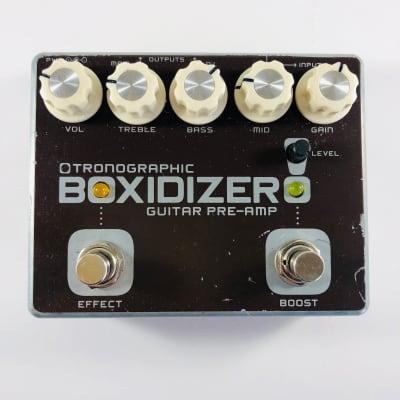 Tronographic Boxidizer  *Sustainably Shipped*
