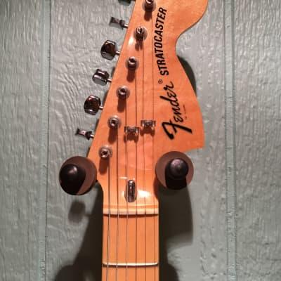 Fender Stratocaster Maple Fingerboard 1975 All Natural