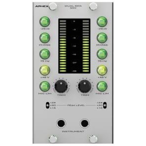 Aphex DUAL RPA 500 2-Channel 500 Series Tube Mic Preamp Module