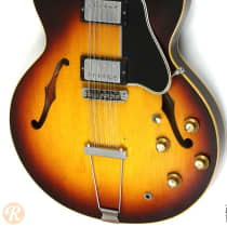 Gibson ES-335-12 1967 Sunburst image