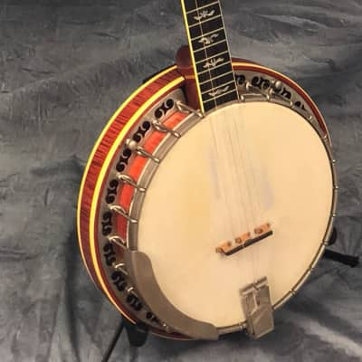 Ome Megatone Bluegrass Banjo (1987) for sale