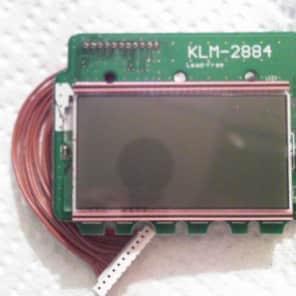 Korg Micro XL DISPLAY and  Circuit Boards