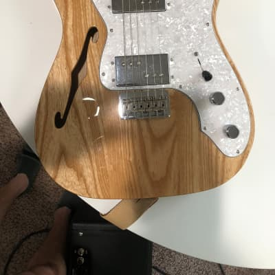 Fender Classic Series '72 Telecaster Thinline 2000 - 2018 Natural for sale