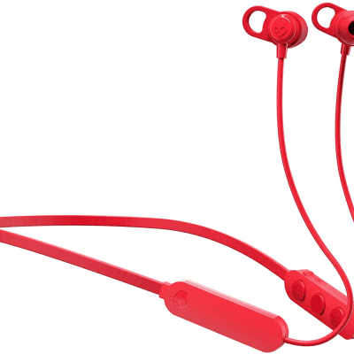Skullcandy Jib+ Wireless In-Ear Headphones - Red