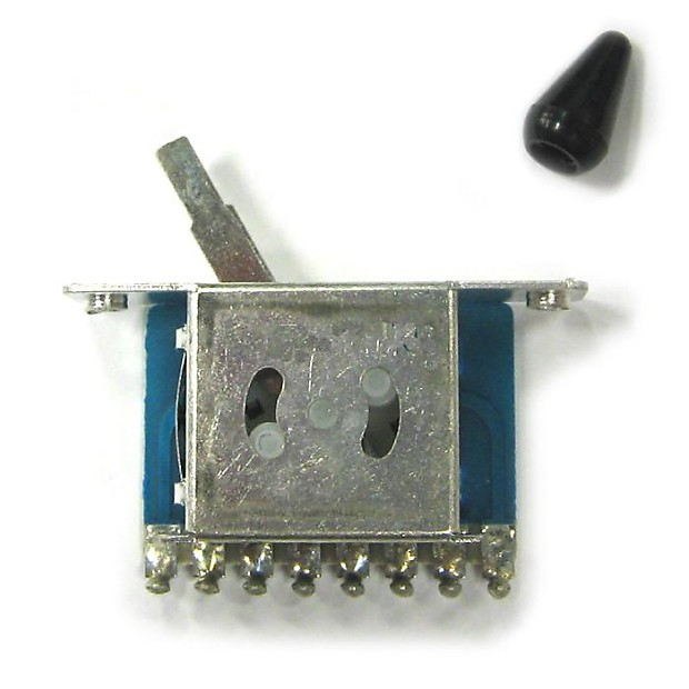 mighty mite 3 way box blade lever selector switch for reverb. Black Bedroom Furniture Sets. Home Design Ideas