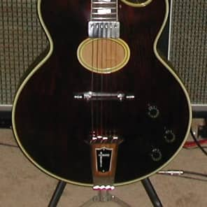 Gibson Howard Roberts Custom 1976 wine for sale