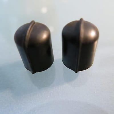 (2) DSI Dave Smith Instruments knobs for Polyevolver, Evolver & Mopho Desktop