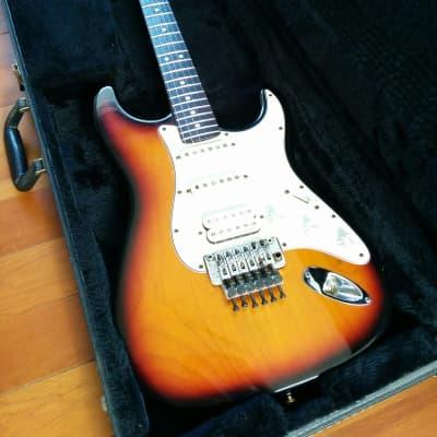 Fender American Floyd Rose Classic Stratocaster 1992 - 1998