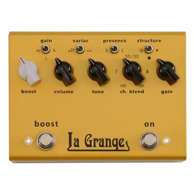 Bogner La Grange Overdrive/Boost Electric Guitar Effects Pedal