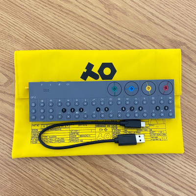 Teenage Engineering OP-Z 16-Track Synthesizer & Sequencer | Battery Charge Is Out