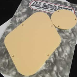 Allparts PG-0814-028 Backplate/Switch Plate for Gibson Les Paul®