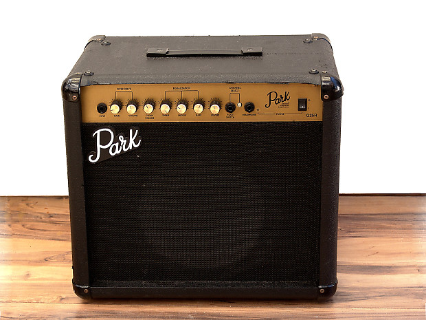 park g25r 12 25w guitar combo amp w celestion vintage reverb. Black Bedroom Furniture Sets. Home Design Ideas