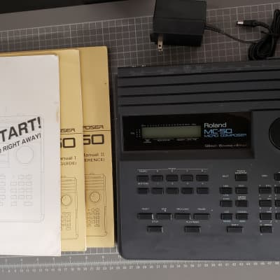 Roland MC-50 MicroComposer