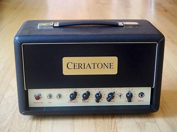 Ceriatone PrinzeTone Handwired Electric Guitar Amplifier Boutique Princeton