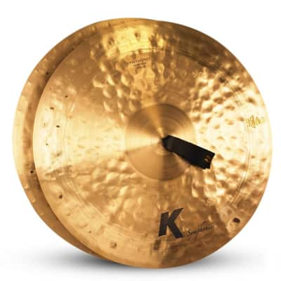 "Zildjian 20"" K Symphonic Traditional Series Concert Cymbal"