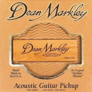 Dean Markley Acoustic Guitar Pickup for sale