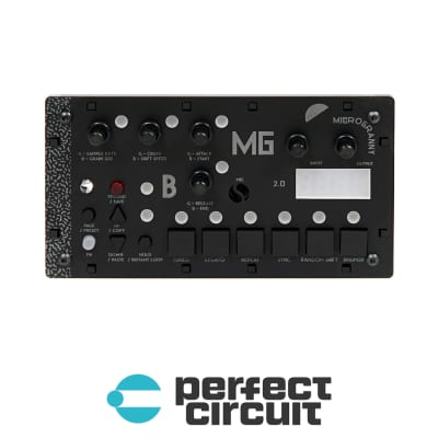BASTL Instruments Micro Granny 2.5 Noir image