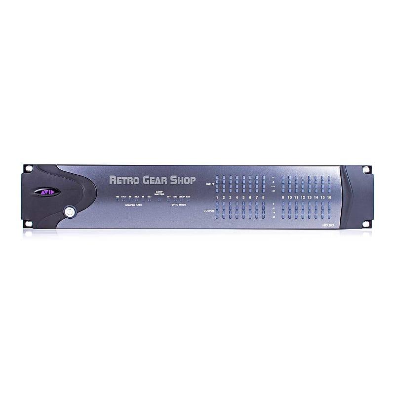 Avid HD I/O 16x16 AD/DA | Retro Gear Shop | Reverb