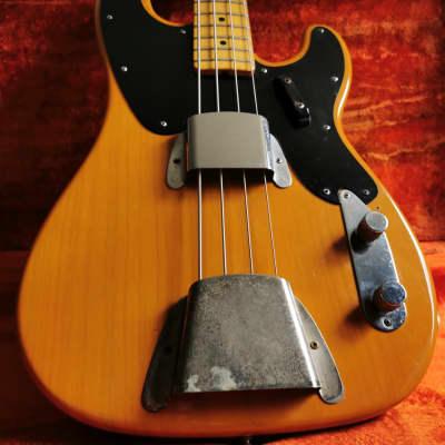 1969 Fender Telecaster Bass  - Blonde w/ Case - Maple Neck - 60s vintage  CBS for sale