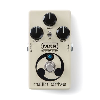 MXR CSP037 Custom Shop Raijin Drive BRAND NEW FROM DEALER! FREE 2-3 DAY SHIPPING IN THE U.S.! for sale