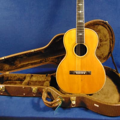 Lyon & Healy Parlor guitar 1900-1915 Natural Brazilian Rosewood for sale