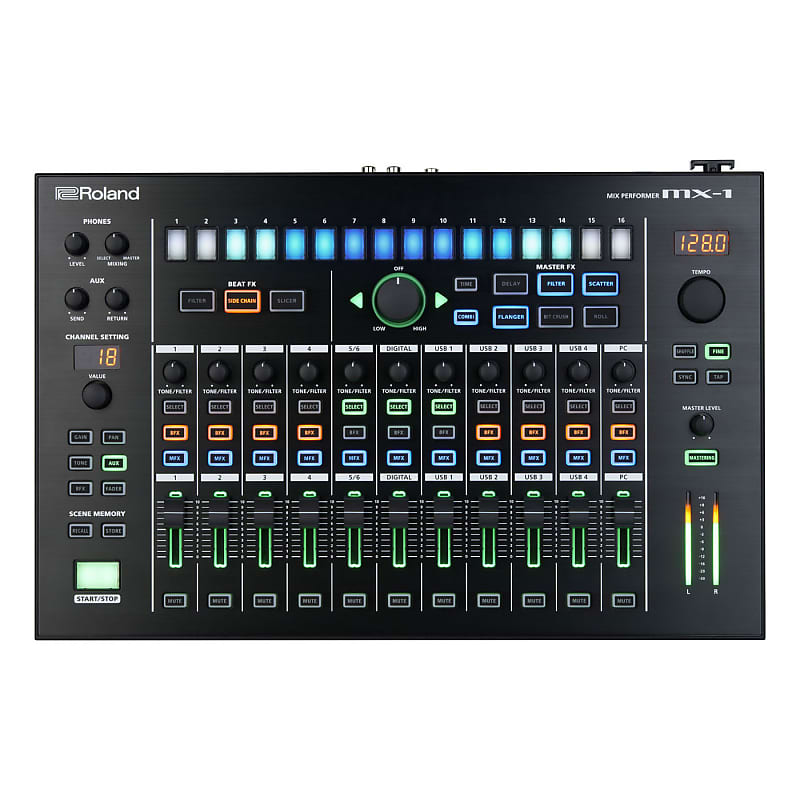 Roland Intros Aira Mx 1 Mix Performer The Nerve Center: Roland AIRA MX-1 - Mix Performer [Three Wave Music]