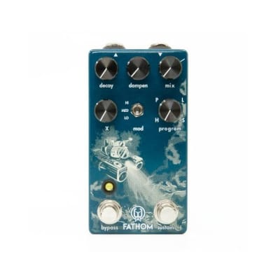 Walrus Audio Fathom Multi-Function Reverb for sale