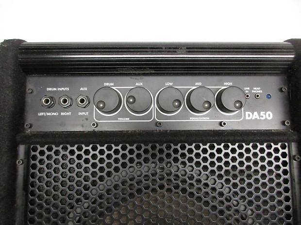 simmons amp. description; shop policies. simmons da50 electronic drum set monitor/amp simmons amp i