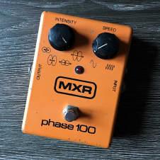 MXR Phase 100 1980's Orange