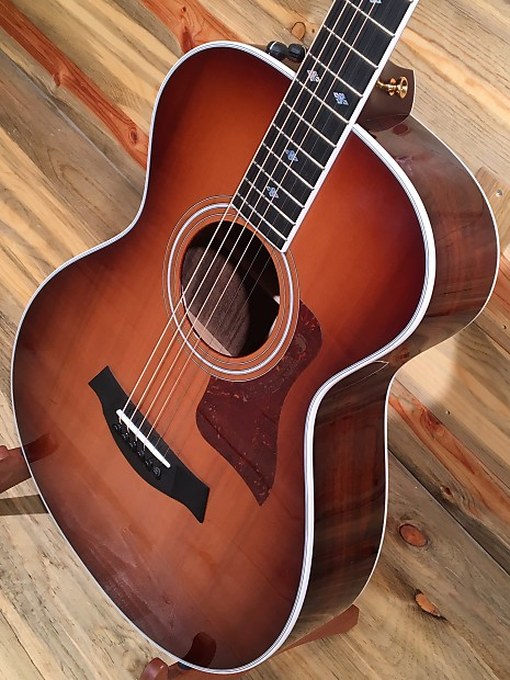Taylor 512e Acoustic Guitar 2016 Year With Traditional Methods Guitars & Basses
