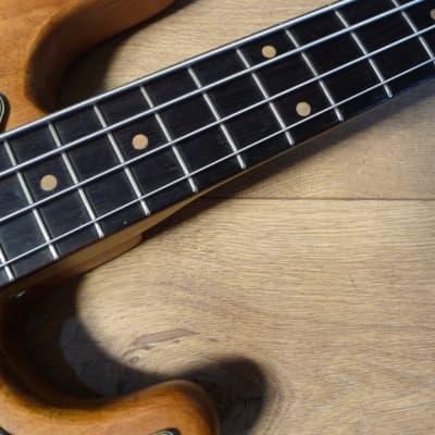 Fender Precision 1962 Pre-CBS Bass Original