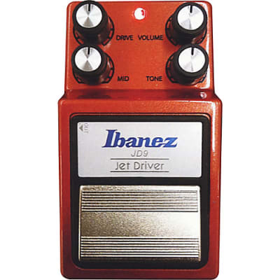 Ibanez JD9 Jet Drive Overdrive Pedal