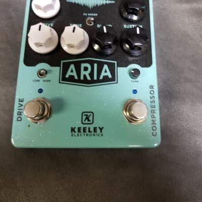 Keeley Aria Compressor/Overdrive