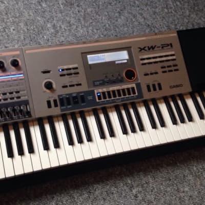 Casio XW-P1 Digital Synthesizer